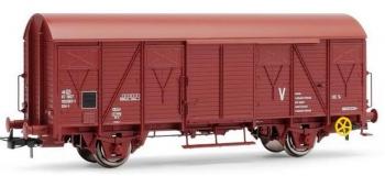 MODELISME FERROVIAIRE JOUEF 6123 - Wagon couvert G54 à frises Infra, Ep V