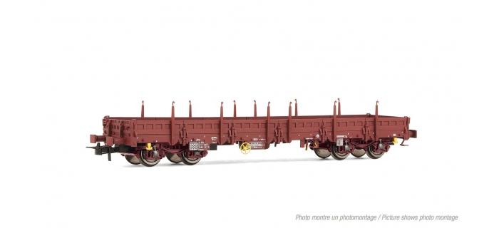 Train électrique : JOUEF HJ6135 - Wagon plat a? bogies Remms