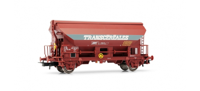 """Train électrique : JOUEF HJ6136 - Wagon tre?mie Tds, """"Transce?re?ales"""""""