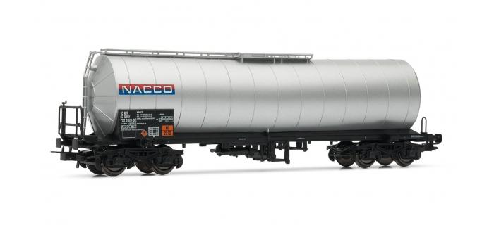 Train électrique : JOUEF HJ 6139 - Wagon citerne a? bogies Nacco