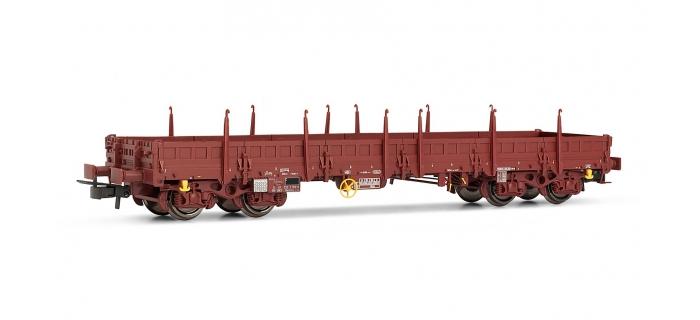 Train électrique : JOUEF HJ6160 - Wagon plat Remms avec chargement