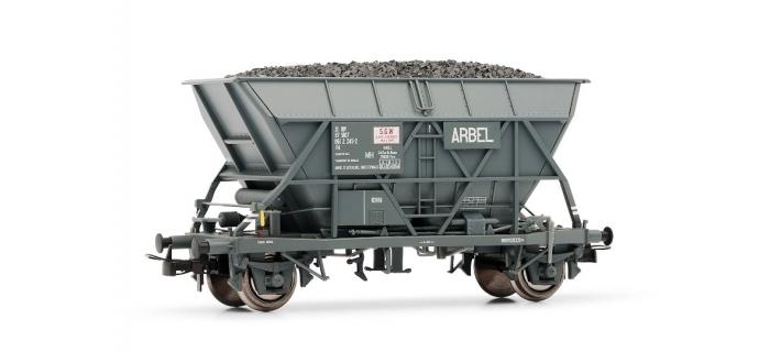 """Modélisme ferroviaire : JOUEF HJ6125 - Wagon trémie EF30 """"Arbel"""", époque IV"""