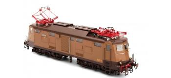 Train électrique : RIVAROSSI HR2345 - Locomotive électrique E 424.103, porte frontale, FS