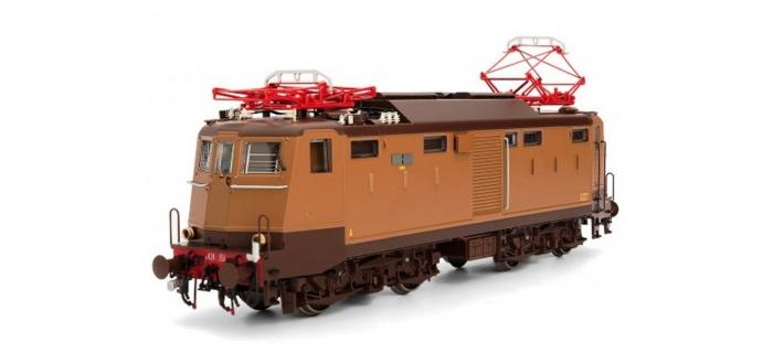 RIVAROSSI HR2345 - Locomotive électrique E 424.103, porte frontale, FS