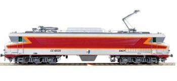 MODELISME FERROVIAIRE ROCO 72629 - Locomotive électrique CC6535 Dépôt de Lyon - Mouche - Ep. IV