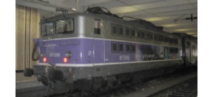 modelisme ferroviaire Jouef HJ2021 Locomotive Electrique BB 17086