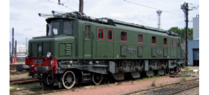 Jouef HJ2038 Locomotive Electrique 2D2 5525