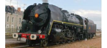 jouef hj2040 Locomotive à vapeur 141 R 840