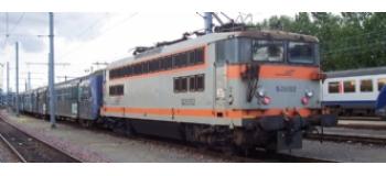 modelisme ferroviaire jouef HJ2055 Locomotive Electrique BB 25552