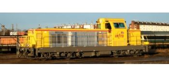 jouef HJ2081 Locomotive Diesel BB 69204 livrée