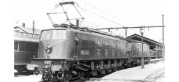 modelisme ferroviaire jouef HJ2135 Locomotive Electrique 2D2 E 502, Etat
