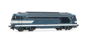 Modélisme ferroviaire  : JOUEF HJ2329 - Locomotive diesel BB 67400, livrée bleue à plaques, avec jupes, SNCF, DCC, SON