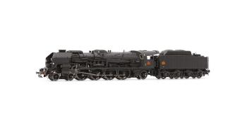 Modélisme ferroviaire : JOUEF HJ2345 - Locomotive à vapeur 241 P 25 - SNCF
