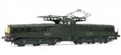 Modélisme ferroviaire  : JOUEF HJ2346S - Locomotive électrique CC 14129 livrée verte, DCC, Son