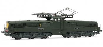 Modélisme ferroviaire  : JOUEF HJ2346 - Locomotive électrique CC 14129 livrée verte
