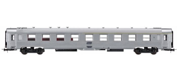 modelisme ferroviaire JOUEF HJ4004 Voiture DEV Inox longue, mixte 1e classe/bar
