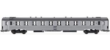 modelisme ferroviaire JOUEF HJ4041 Voiture DEV Inox longue, 2e classe