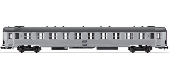 jouef HJ4042 Voitures DEV Inox longues, coffret 3 voitures modelisme ferroviaire