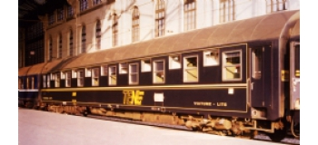 jouef HJ4055 Wagon-lits type T2