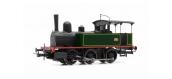 Modélisme ferroviaire : JOUEF - HJ5000 - Locomotive à vapeur 030 SNCF