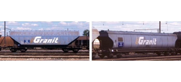 jouef HJ6041 Wagons céréaliers