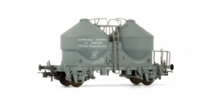 jouef HJ6063 Wagon silo C.E.T.