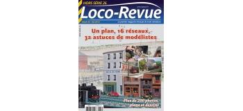 HSLR26 - Un plan 16 réseaux, 32 astuces de modéliste - LR Presse