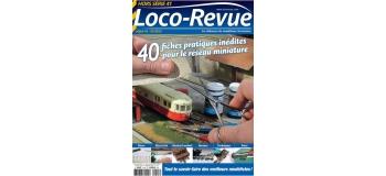 HSLR41 - 40 fiches pratiques inédites pour le réseau miniature - LR Presse