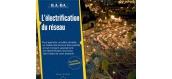 Modélisme ferroviaire : LR PRESSE BABA07 - L´électrification du réseau