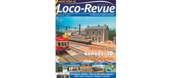 Modélisme ferroviaire : LR PRESSE - HSLR40 -  Ambiance année 70 en modélisme