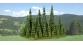 Modélisme ferroviaire : HEKI HE1790 - 13 sapins à piquer 7-18 cm