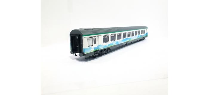 Modélisme ferroviaire : LS Model - LSM40999 - Voiture VTU SRU Corail bleue