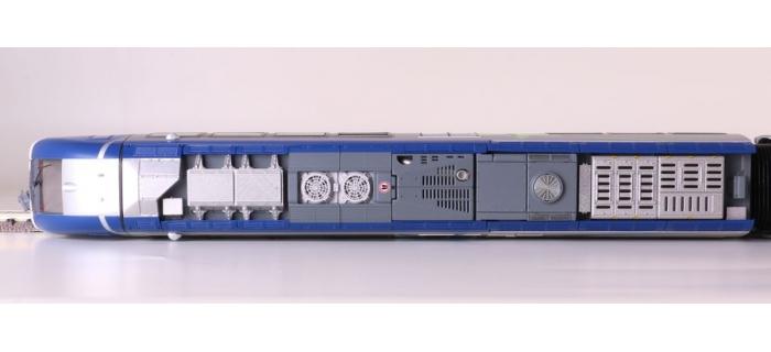 LSM10074 - Autorail AGC X 76633, Basse Normandie, 3 caisses - LS Models