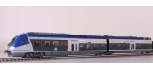 LSM10087 - Autorail AGC B 80801, Aquitaine, 3 caisses - LS Models