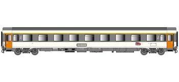 Train électrique : LSMODEL LSM40361 - Voiture corail VSE première classe A9u logo carmillon