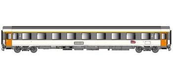 Train électrique : LSMODEL LSM40362 - Voiture corail VSE première classe A9u logo carmillon
