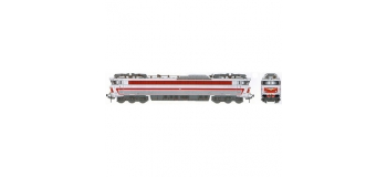 Modélisme ferroviaire : LS MODELS 10026S - Locomotive électrique CC 40104 SNCF DCC