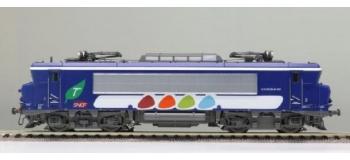 Modélisme ferroviaire : LS MODELS 10451S - Locomotive électrique BB 7604 Transilien SNCF SONORE