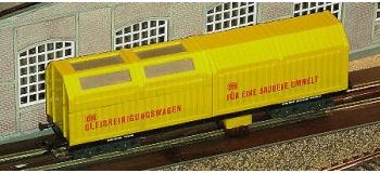 LUX8831 - Wagon nettoyeur aspirateur - LUX-Modellbau