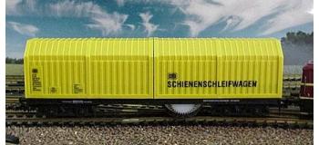 LUX9131 - Wagon nettoyeur de voies et de caténaires - LUX-Modellbau
