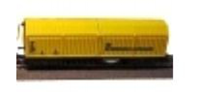 Train électrique : LUX-Modelbau - LUX9470 - Wagos nettoyeur