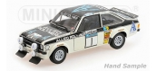 Maquette : MINICHAMPS - MINI100758401 - Ford Escort II RS 1800
