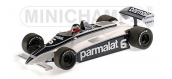 Maquette : MINICHAMPS - MINI117810006 - Brabham Ford BT49C F1 1981