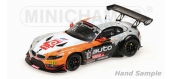 Maquette : MINICHAMPS - MINI437142010 - BMW Z4 GT3
