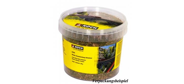 NOCH NO 07078 - Mélange d'herbes marécage 100 g