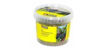 NOCH NO 07079 - Mélange d'herbes Pré d'alpage 100 g