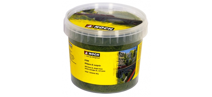 NOCH NO 07098 - Herbes sauvages XL vert jaune 80 g
