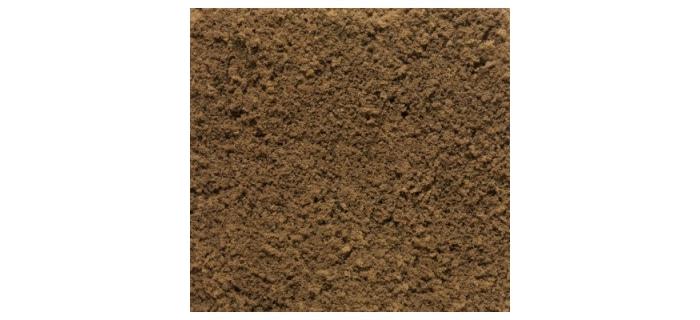 Modélisme ferroviaire : NOCH NO07268 - Toison, feuillage brun moyen