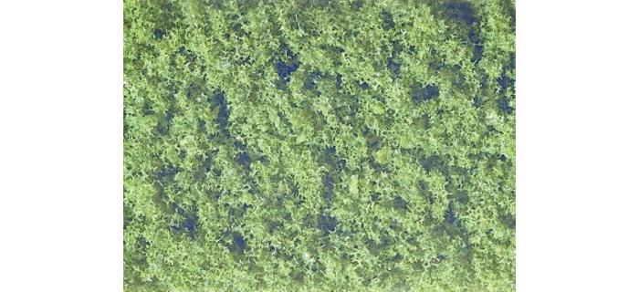 Modélisme ferroviaire : NOCH NO 07322 - Flocage classique, vert moyen 30 g