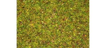 Modélisme ferroviaire : NOCH NO 08155 - Herbes « Pré de fleurs » 2,5 mm / 120 g